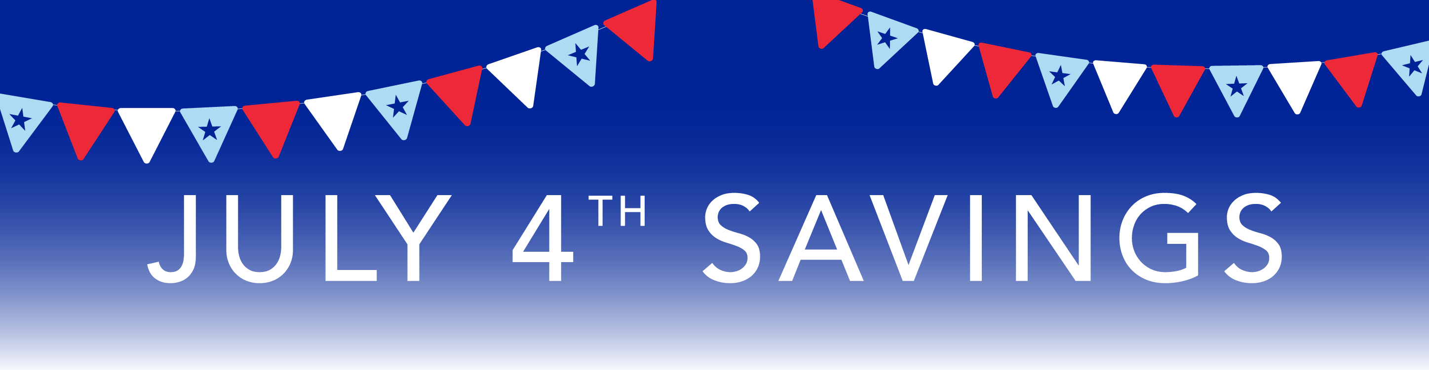 Samsung July 4th Savings Event